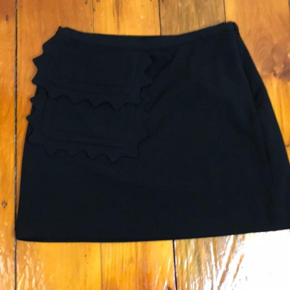 7ad7f71d38 Victoria Beckham for Target Skirts | 327 Victoria Beckham Black Mini ...